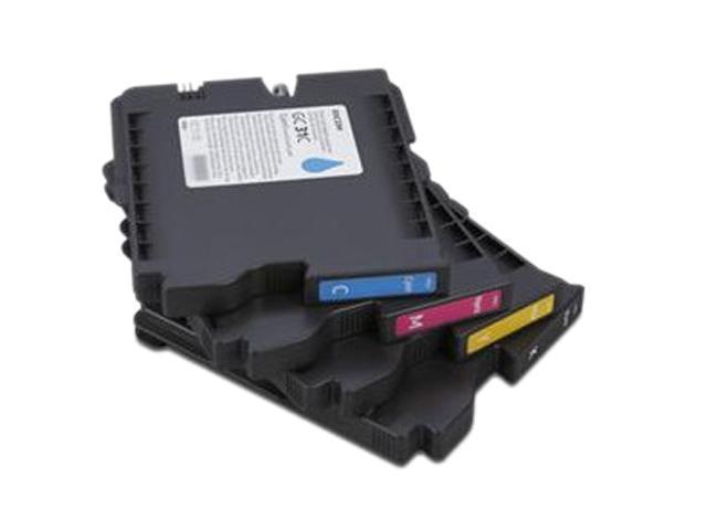 Ricoh 405702 High Yield Ink Cartridge Cyan