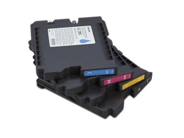 Ricoh 405704 High Yield Ink Cartridge Yellow