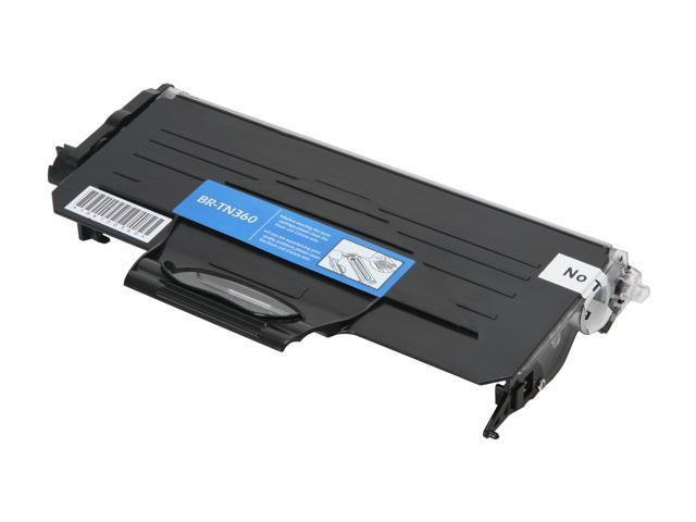 Rosewill RTC-TN360 Black High Yield Toner Cartridge replace Brother TN360, TN330