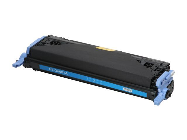 Rosewill RTC-Q6001A Cyan Toner Replaces HP 124A Q6001A