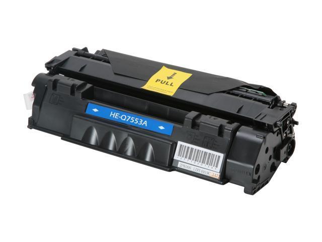 Rosewill RTCA-Q7553A Black Toner Replaces HP 53A Q7553A