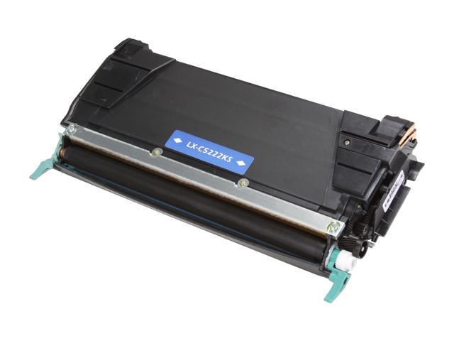 Rosewill RTCA-C5222KS Black Toner Replaces Lexmark C5222KS C5220KS