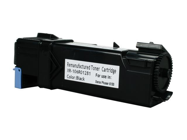 Rosewill RTCA-106R01281 Black Toner Replaces Xerox 106R01281
