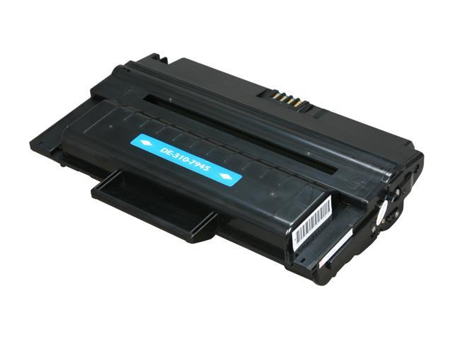 Rosewill RTCA-310-7945 (3107945) High Yield Black Toner Replaces Dell RF223 PF658 310-7945