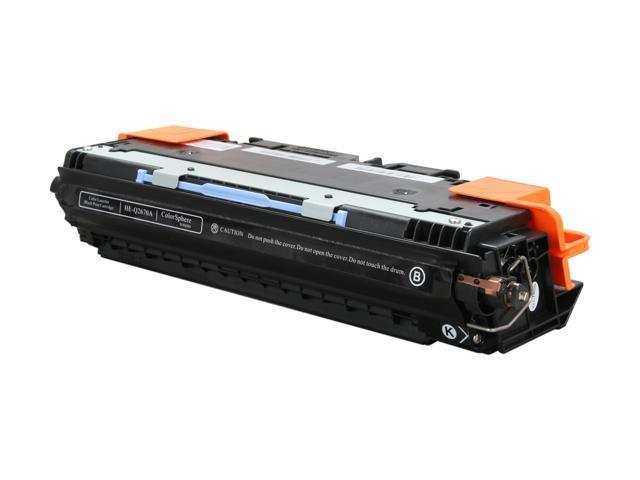 Rosewill RTCA-Q2670A Black Toner Replaces HP 308A Q2670A
