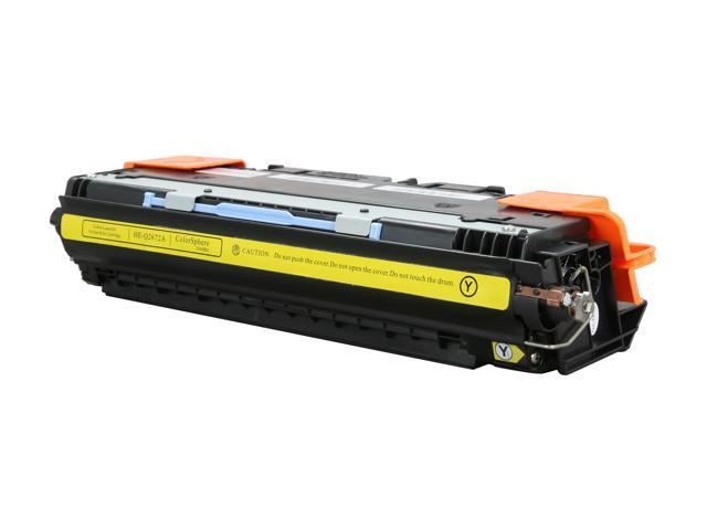 Rosewill RTCA-Q2672A Yellow Toner