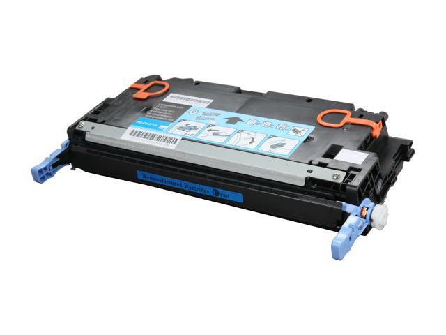 Rosewill RTCA-Q6471A Cyan Toner Cartridge