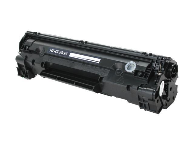 Rosewill RTCA-CE285A Premium Quality Toner Cartridge (replaces OEM HP CE285A, 85A) 1,600 page yield; Black
