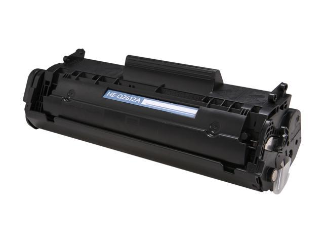 Rosewill RTCA-Q2612A Black Toner Replaces HP 12A Q2612A