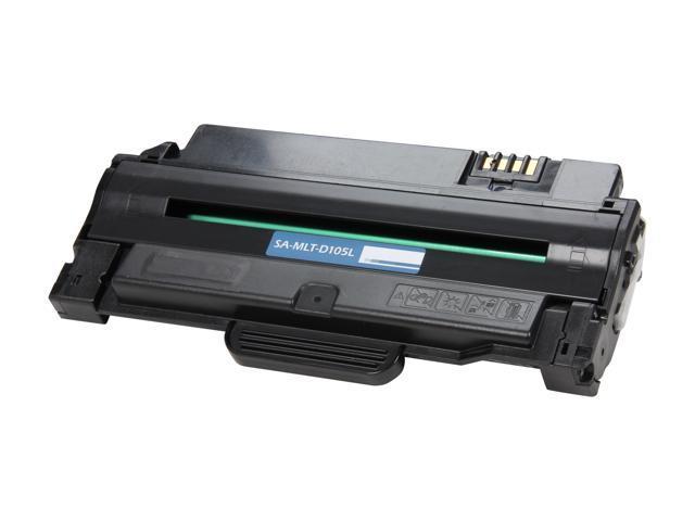 Rosewill RTCA-MLT-D105L2 Black Replacement Toner for Samsung MLT-D105L