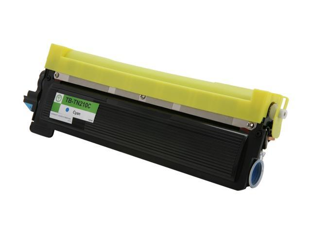 Rosewill RTCG-TN210C Cyan Toner Replaces Brother TN-210C TN210C