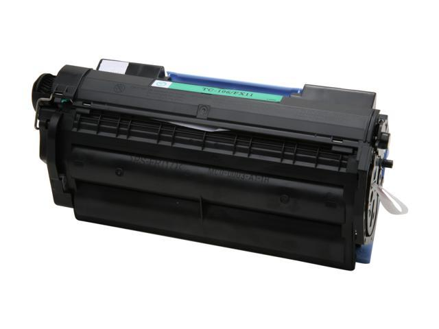 Rosewill RTCG-C106 Black Replacement for Canon C106 (0264B001AA) Black Toner Cartridge