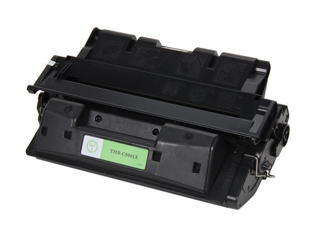 Rosewill RTCG-C8061X Black Replacement for HP C8061X Black Toner Cartridge