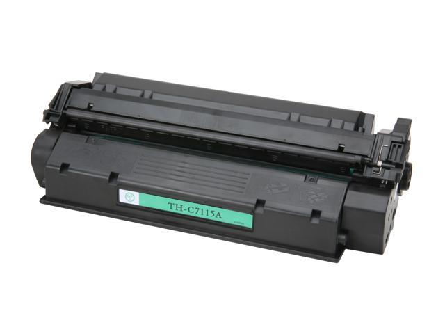 Rosewill RTCG-C7115A Black Toner Replaces HP 15A C7115A