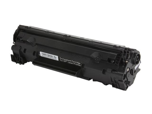 Rosewill RTCG-CB436A Black Toner Replaces HP 36A CB436A