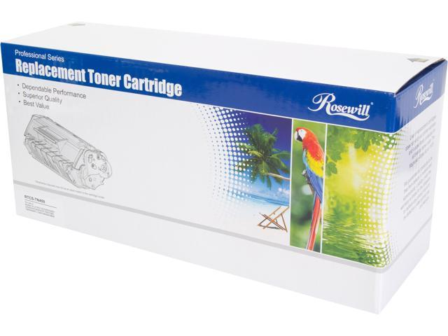 Rosewill RTCS-TN450 Economy Compatible Toner cartridge (replaces OEM Brother TN-450, TN-420) 2,600 pages yield; Black