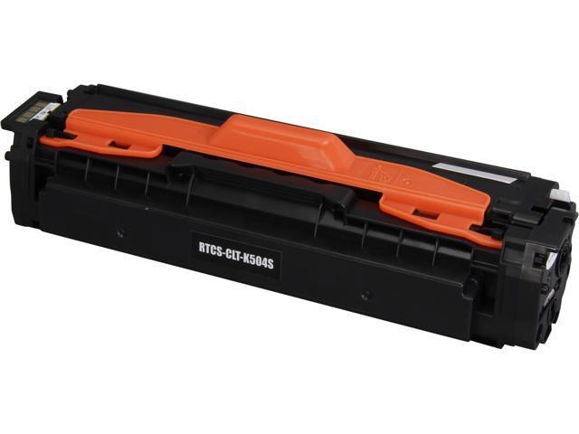 Rosewill RTCS-CLT-K504S (CLT-K504S) Black Toner Replaces Samsung K504 CLT-K504S/XAA - Retail