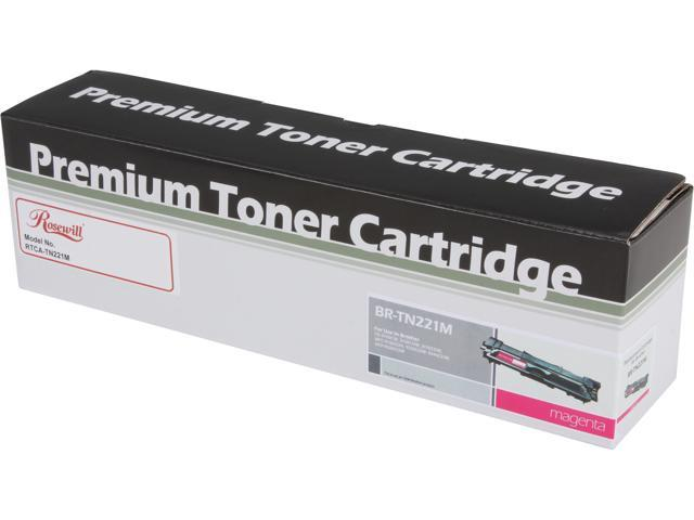 Rosewill RTCA-TN221M Magenta Toner Cartridge replaces Samsung TN221 TN221M