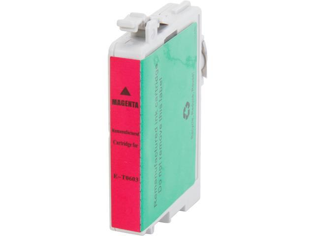 Rosewill RTCG-T060320 Ink Cartridge (OEM# Epson T060320) 350 Page Yield; Magenta