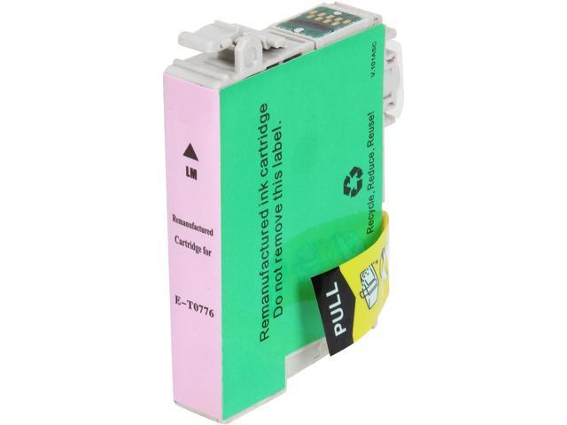 Rosewill RTCG-T077620 Magenta Pigment Based Ink Cartridge Replaces Epson 77 T077620 78 T078620
