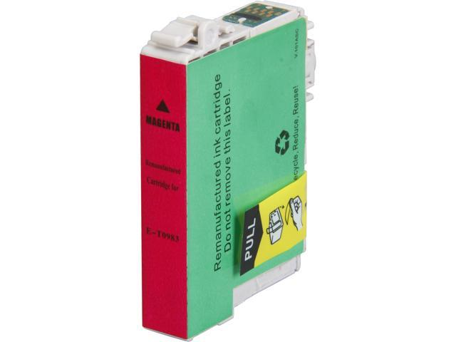 Rosewill RTCG-T098320 Ink Cartridge (OEM# Epson T098320) 855 Page Yield; Magenta