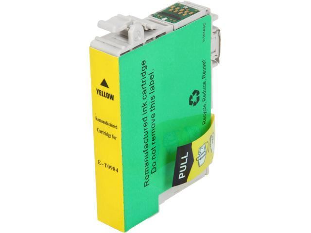 Rosewill RTCG-T098420 Ink Cartridge (OEM# Epson T098420) 855 Page Yield; Yellow