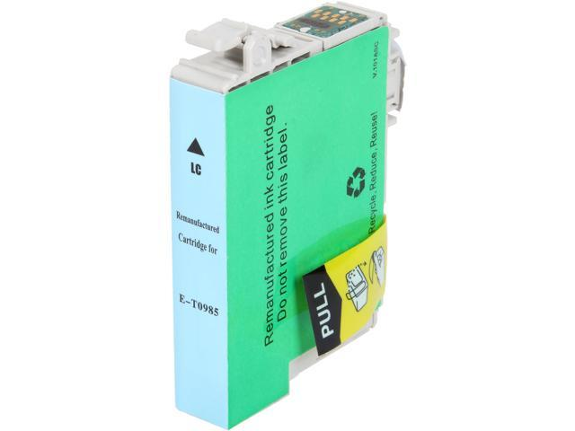 Rosewill RTCG-T098520 Ink Cartridge (OEM# Epson T098520) 855 Page Yield; Cyan