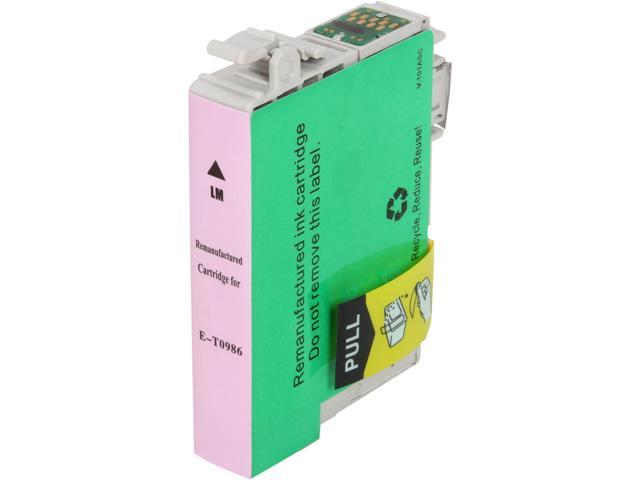 Rosewill RTCG-T098620 Ink Cartridge (OEM# Epson T098620) 855 Page Yield; Magenta