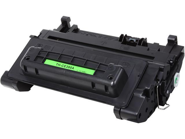 Rosewill RTCG-CE390A-C2 Black Green Toner