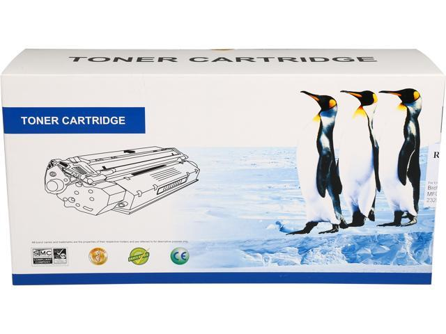 Rosewill RTCS-TN660 Premium Quality Toner Cartridge (replaces Brother TN-660, TN-630) 2,600 pages yield; Black