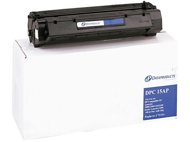 Dataproducts DPC15AP Black Toner Cartridge