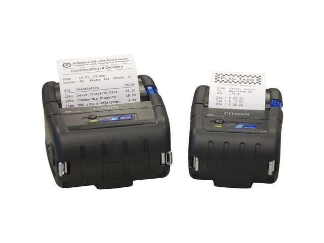 Citizen CMP-30 Direct Thermal Monochrome Portable Receipt Printer