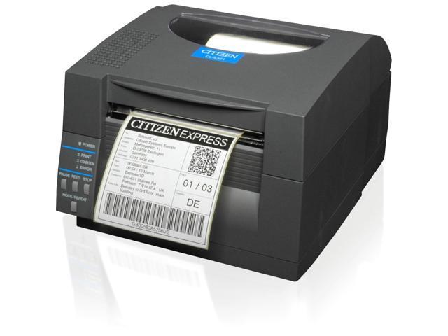 CITIZEN CL-S521 (CL-S521-GRY) Label Printer