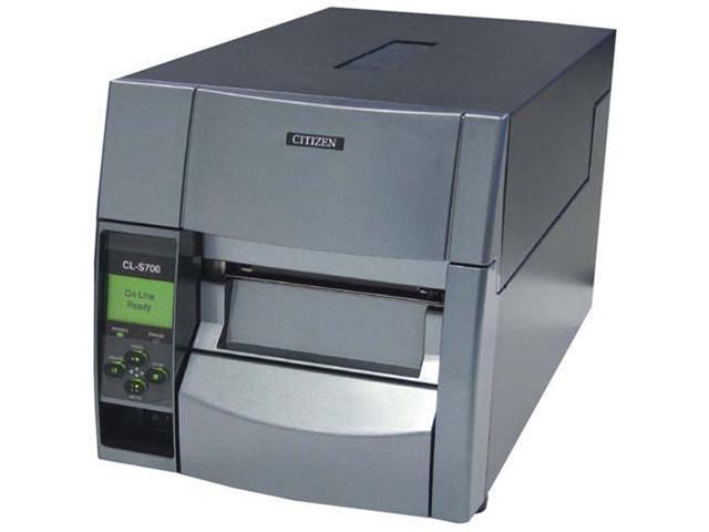 CITIZEN CL-S700 (CL-S703-E) Monochrome Desktop Barcode/Label Printer