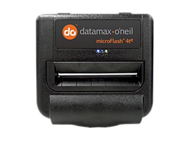 Datamax-O'Neil 200362-100 microFlash 4te Network Thermal Receipt Printer