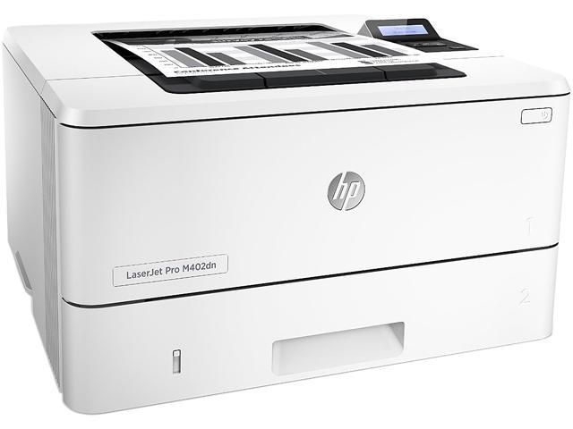 HP FACTORY RECERTIFIED LASERJET PRO M402DN PRINTER 40PPM 600X600DPI 350-SHEET DUPLEX 128MB E-PRINT/GBE/USB MONO LASER PRINTER SAME-AS-NEW/1YR-WARRANTY