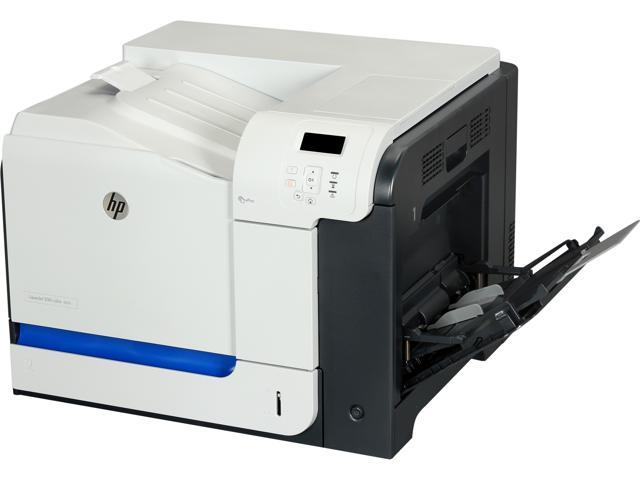 HP LaserJet Enterprise 500 Color M551n Workgroup Up to 33 ppm 1200 x 1200 dpi Color Print Quality Color Laser Printer
