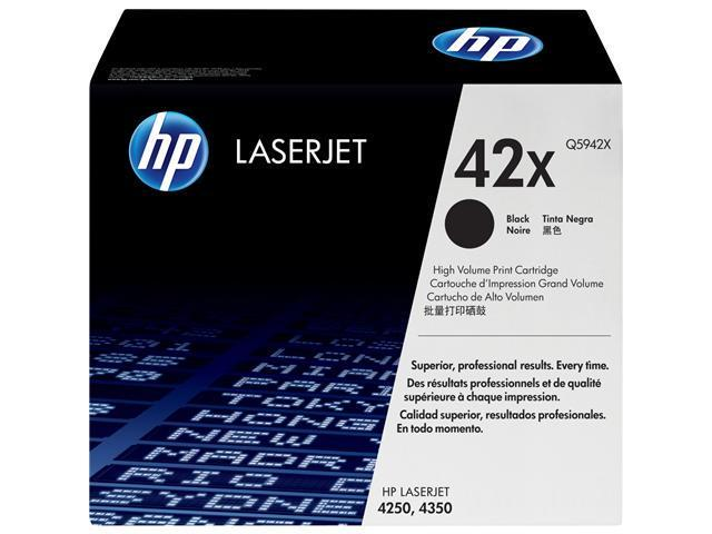 HP Q5942XC Toner Cartridge - Black