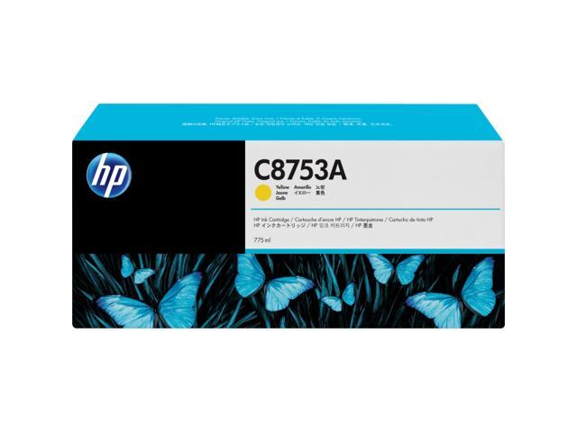 HP Yellow Ink Cartridge