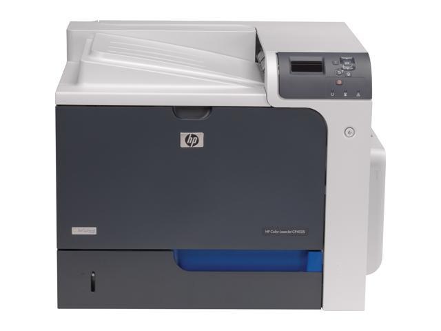 HP LaserJet CP4525DN Laser Printer - Color - Plain Paper Print - Desktop