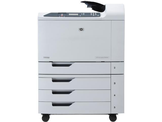 HP CP6015 CP6015XH Plain Paper Print Color Printer