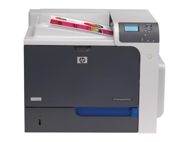 HP LaserJet CP4525N Plain Paper Print Color Printer