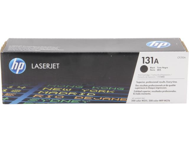 HP 131A (CF210A) LaserJet Toner Cartridge Black