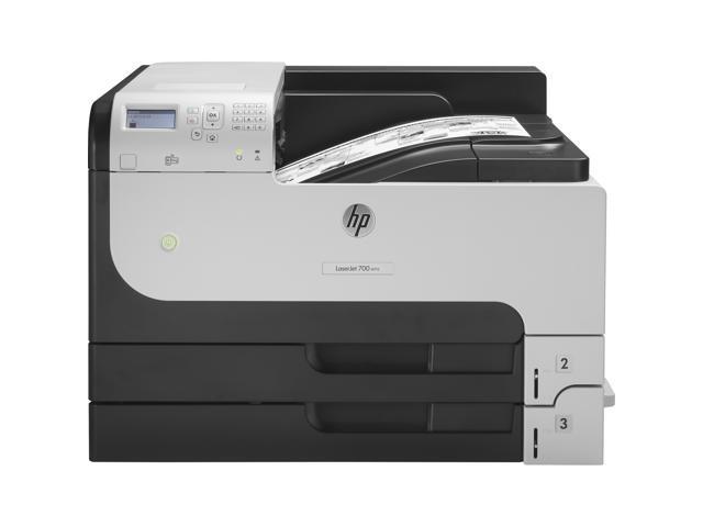 HP LaserJet Enterprise 700 M712dn (CF236A) Duplex Up to 40 ppm 1200 x 1200 dpi Workgroup Monochrome Laser Printer