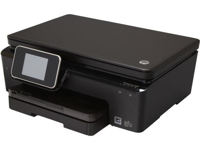 HP Photosmart 6520 Wireless Color e-All-In-One Inkjet Printer (B-CX017A#B1H)
