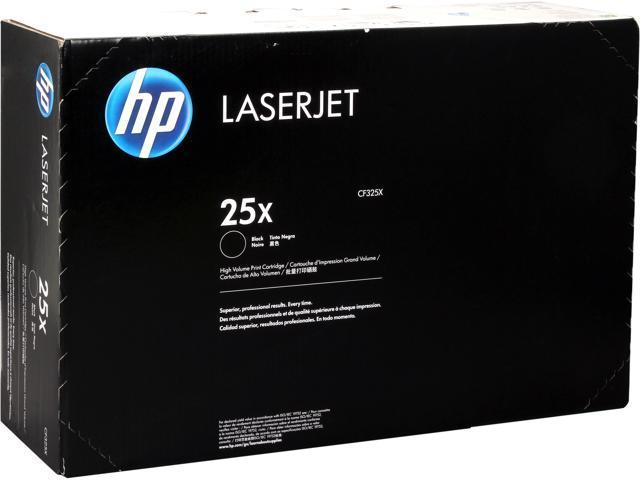 HP CF325X 25X High Yield Black Original LaserJet Toner Cartridge