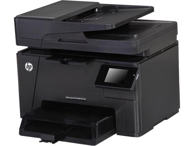 HP LaserJet Pro M177fw (CZ165A#BGJ) Duplex 600 x 600 dpi wireless/USB color Laser MFP Printer