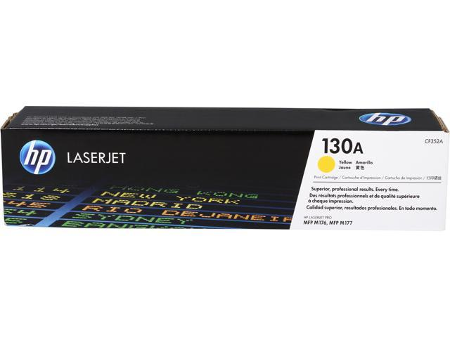 HP 130A (CF352A) Toner Yellow