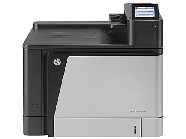 HP LaserJet M855DN (A2W77A#BGJ) Duplex 1200 x 1200 dpi USB / Ethernet Color Laser Printer