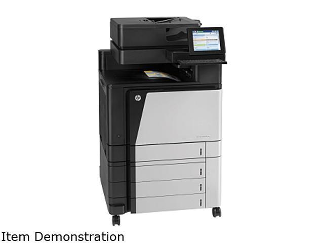 HP Color LaserJet Enterprise flow M880z (A2W75A#BGJ) Duplex 1200 x 1200 dpi USB Color Laser MFP Printer